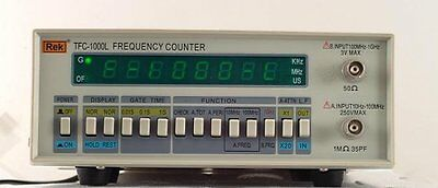 New 10Hz to 1.0GHz Multifunction Intelligent Frequency Counter 110V LDB-TFC1000L