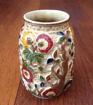 H J Wood - Vintage - Indian Tree Vase 575