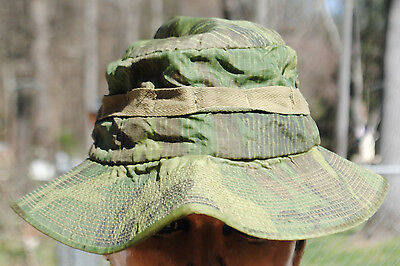 Wartime Tailor Made Poncho Liner Camouflage Boonie