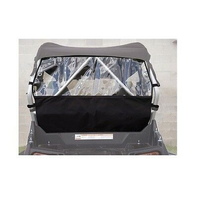 Tusk UTV Rear Back Window Polaris RZR S 800 2009-2014 rzr800 dust stopper