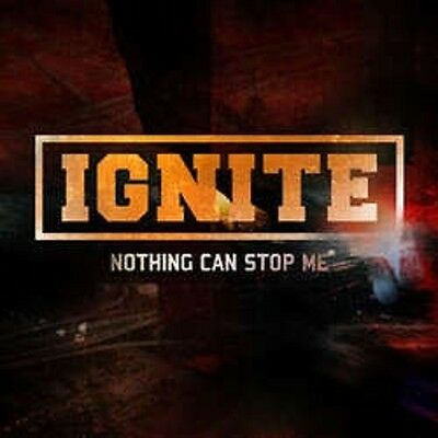 """Ignite """"Nothing Can Stop Me"""" seven inch EP [LEGENDARY HARDCORE PUNK FROM USA]"""