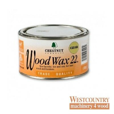 CHESTNUT Wood Wax 22- Clear - 450ml