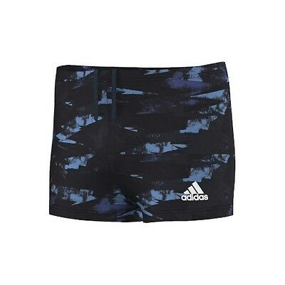 adidas Inf 3S Graphic Boxer Kinder Badehose