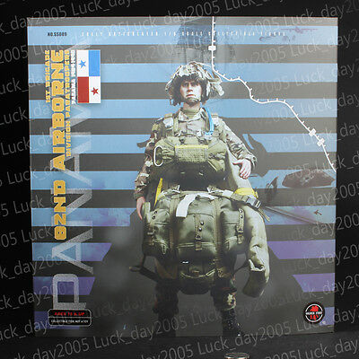 Soldier Story US 82nd Airborne Division Paratroopers, PANAMA 1989-90 1/6 Figure