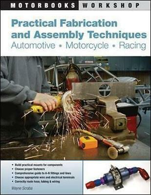 Fabrication  Assembly Techniques Automotive Racing