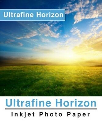"17"" x 22""  20 sheets UltraFine Horizon 10 Mil Inkjet Lustre Epson 4000 4800 4880"