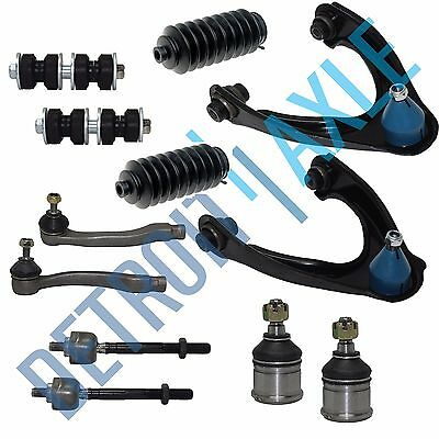 Detroit Axle - New Complete 12pc Front Suspension Kit 1996-00 Acura/Honda Civic