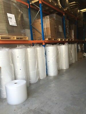 500mmX100m 10mm Bubble Wrap HEAVY DUTY/HOUSEHOLD USE PICK UP ONLY