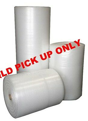 375mmX100m 10mm Bubble Wrap HEAVY DUTY/HOUSEHOLD USE PICK UP ONLY