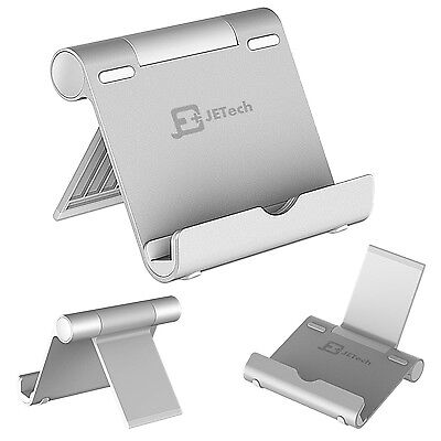 iPad Stand JETech Multi-Angle Mini Portable Durable Aluminum Tablet Stand for...