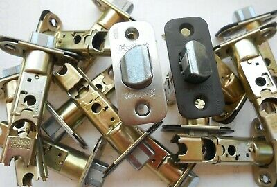 "lot of  25  original KWIKSET  6WAL Adjustable   door Latches 2 3/8""-2 3/4"""
