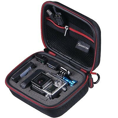 Smatree SmaCase G75- Small Case for Gopro Hero 4/3+/3/2/1 and Accessories (6....