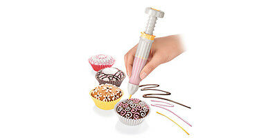Tescoma DELÍCIA Cake Decoration Decorating Pen Confectionery Cooking Sweets Gift