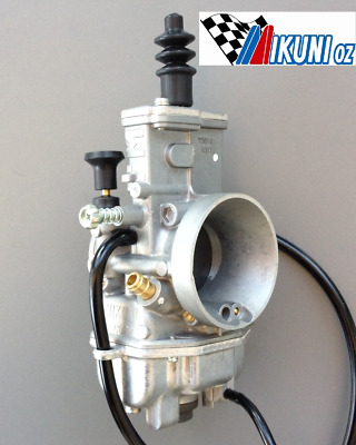 Mikuni Carburetor,TMX38 Carb Performance 2-Stroke Motorcycles w. 47mm OD Outlet