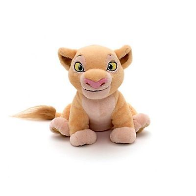 New Disney The Lion King 15Cm Nala Soft Plush Toy
