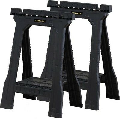 Stanley Tools Junior Saw Horse Twin Pack