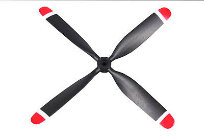 4 Bladed 10.5 x 8 Inch Propeller for Roc Hobby Critical Mass or Other Aircraft