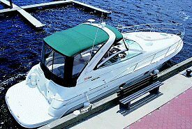 Thundercraft Express 350 By Cadorette Full Boat Camper Top