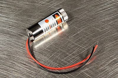 Industrial Class 650nm 5mW 5v Red Laser Line Focus Module Glass Lens Focusable