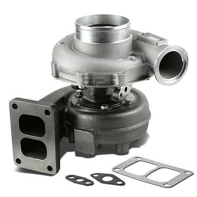 Hx50 Dodge Diesel Cummins T6 Twin Scroll Flange Replacement V-Band Turbo Charger