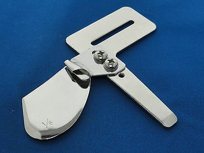 1/8 Double Fold Plain Hemmer For Industrial Sewing, Walking Foot Machine A400
