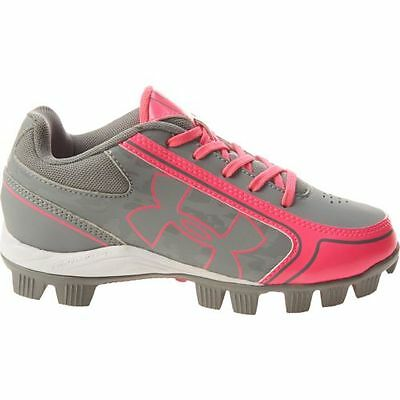 Under Armour® Girls' Glyde Jr. Softball Shoes SIZE 1.5Y