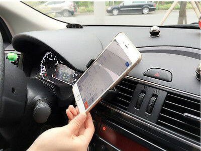360° Universal Car Cell Mobile Phone GPS Air Vent Mount Holder Stand Cradle