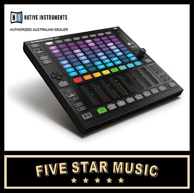 NATIVE INSTRUMENTS MASCHINE JAM NI PRODUCTION SEQUENCER w KOMPLETE SELECT 11 NEW