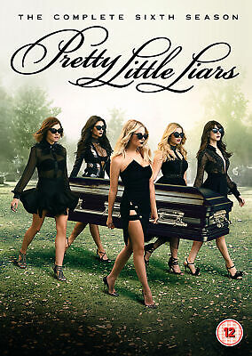 Pretty Little Liars - Season 6 (DVD) Troian Bellisario, Ashley Benson