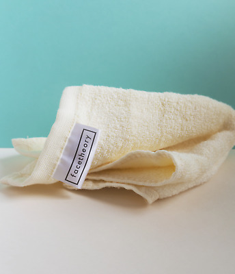 3 x Luxury Bamboo Face Cloths. Very soft, great for sensitive skin.