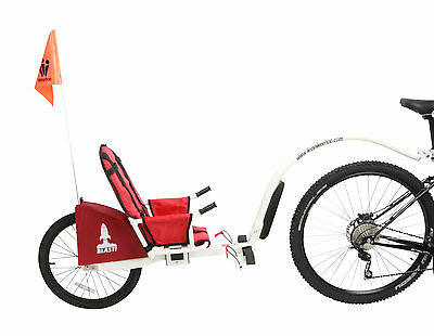 Weehoo iGo Blast Bike Trailer/Tagalong 2016 - NEXT DAY*
