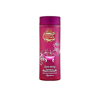 Imperial Leather Love Story Bath Cream - 500Ml