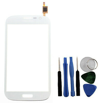 White Glass Display Touch Screen Digitizer & Tools For Samsung Galaxy i9082 9080