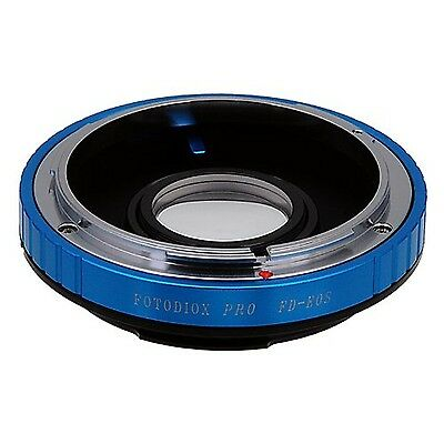 Fotodiox Pro Lens Mount Adapter for Canon FD New FD FL Lens to Canon EOS Came...