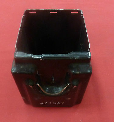 Used Western Electric AT&T Coin Box No Lid Single Slot Pay Phone Payphone Bell