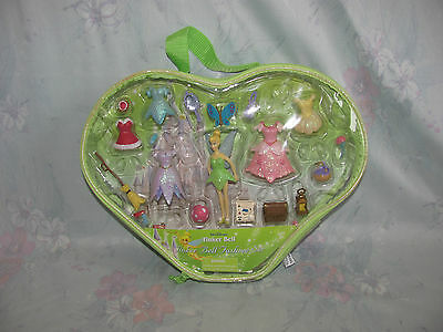 Disney Store Tinker Bell Fashion Set - Polly Pocket Style Doll