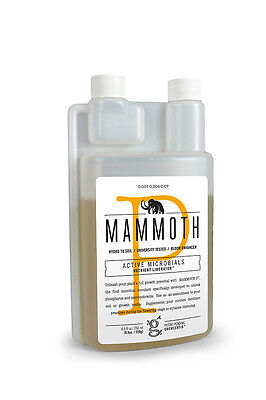 Mammoth P 250ml - Phosphorus Bloom Microbes Bud Booster Organic Concentrated