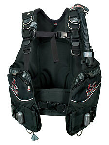 Nekton Scuba BCD - up to 40lbs lift - *** NEW ***
