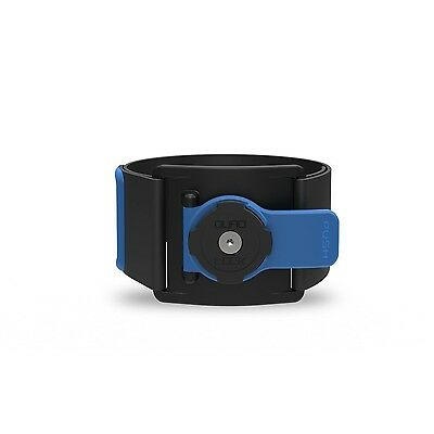 Annex Quad Lock Sports Armband Black/Blue Annex QLM-ARM
