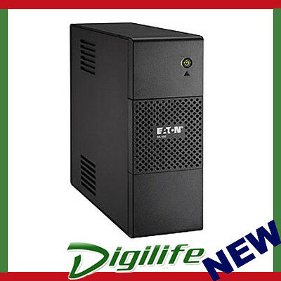 Eaton 5S550AU 550VA/330W Line Interactive Tower UPS - AVR with Booster+Fader