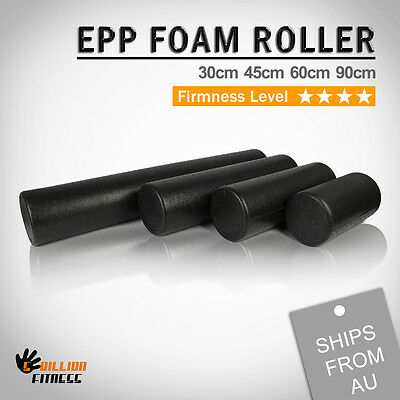 High Density Extra Firm EPP Foam Roller for Muscle Therapy & Balance Exercises