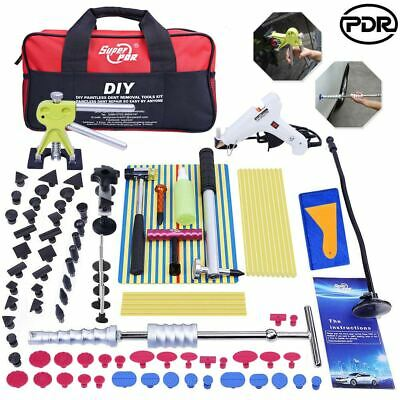 PDR Tools Dent Lifter Paintless Hail Repair Slide Hammer Puller Tap Line Board