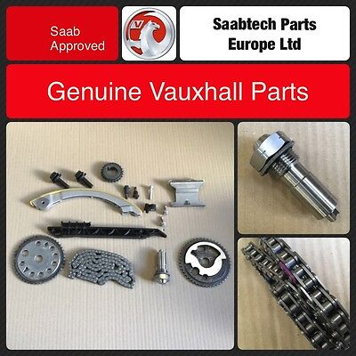 Genuine Vauxhall Astra Vectra Zafira Signum - 2.2(Z22Yh) Timing Chain Kit - New
