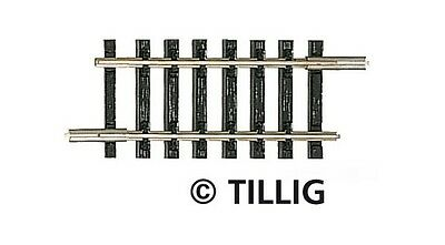 Tillig Bahn 83104 TT Straight Track G5 365mm use with Tillig Bahn Track T48 Post