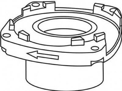 Trend WP-T4/027 Lower Bearing Housing T4