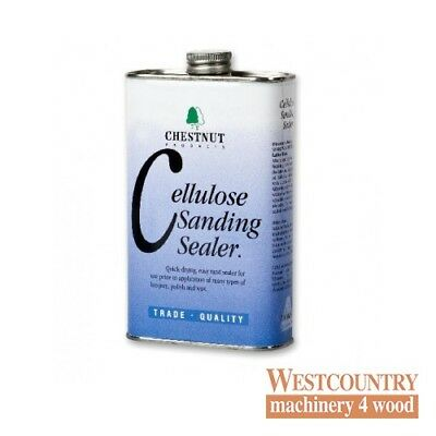 CHESTNUT Cellulose Sanding Sealer - 500ml