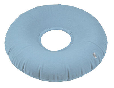 Inflatable Blow Up Bum Back Car Home Pressure Relief Ring Cushion Pillow