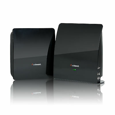 weBoost EQO Easy Installation 4G Cell Phone Signal Booster for Homes   473120