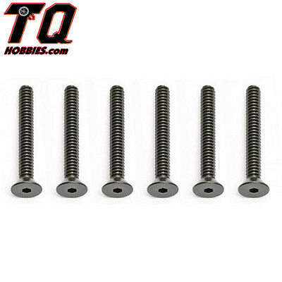 6 1//2 HRP 1//2 6 ASC6922 Level 3 Products Team Associated 6922 4-40 Flat Head Screw