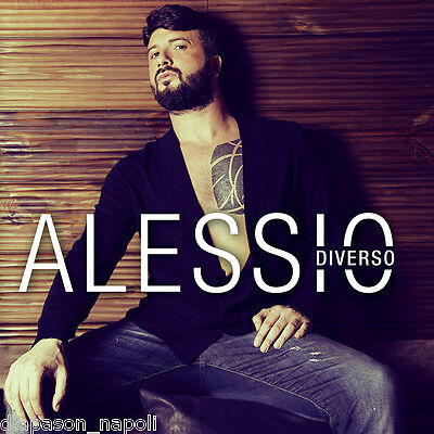 ALESSIO: DIVERSO  CD + Poster Deluxe Limited Edition